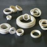 többféle méretű kerámia DIN tömítőgyűrű